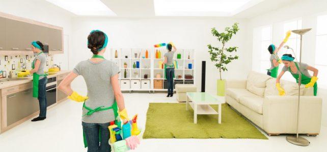 Pozwól się wyręczyć… czyli wielkie sprzątanie po remoncie