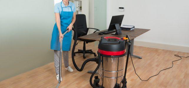 Dlaczego wynajmować firmę sprzątającą