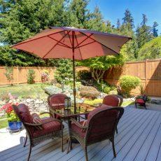 Jak prawidłowo dbać o meble ogrodowe?