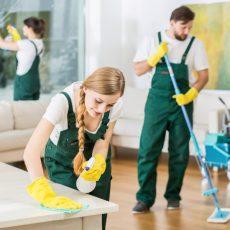Sprzątanie to praca dla ludzi wyjątkowo rzetelnych, dokładnych i odpowiedzialnych