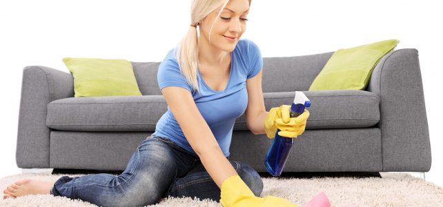 Jak dbać o dywany?